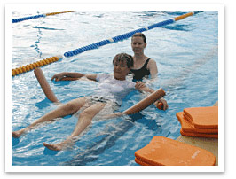 Aquatic physiotherapy - hydrotherapy