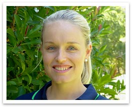 Laura Greenhalgh - Bundaberg Physiotherapist